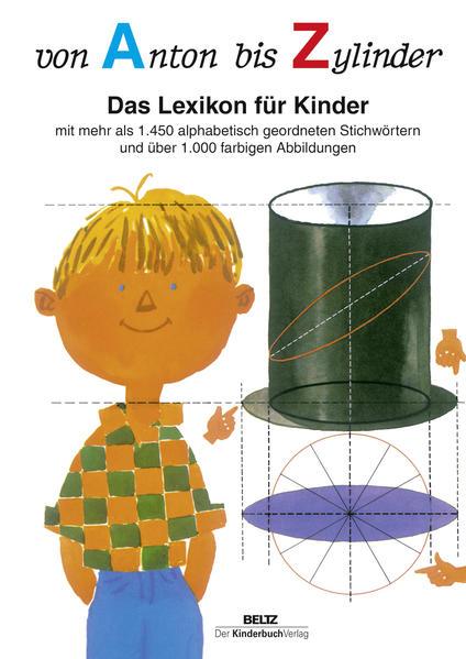 Von Anton bis Zylinder - Coverbild