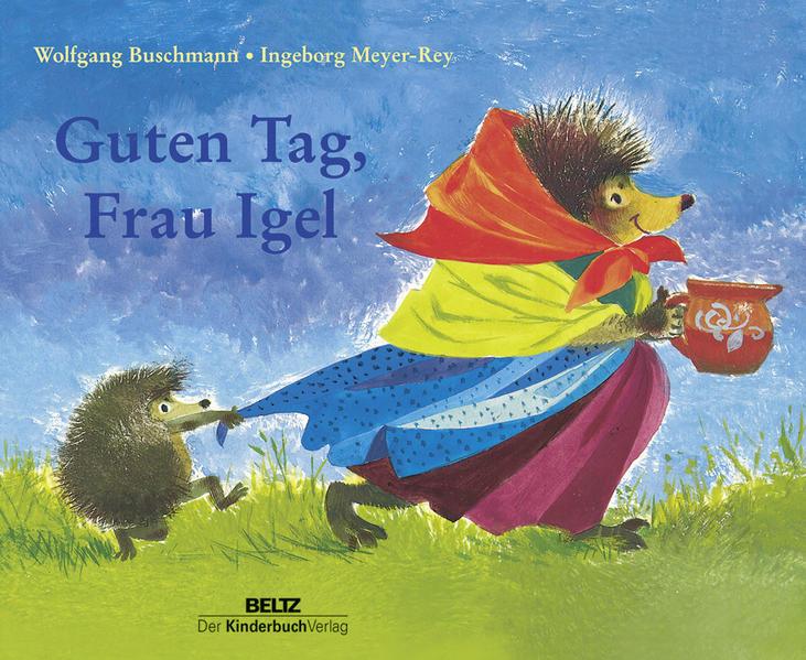 Guten Tag, Frau Igel - Coverbild