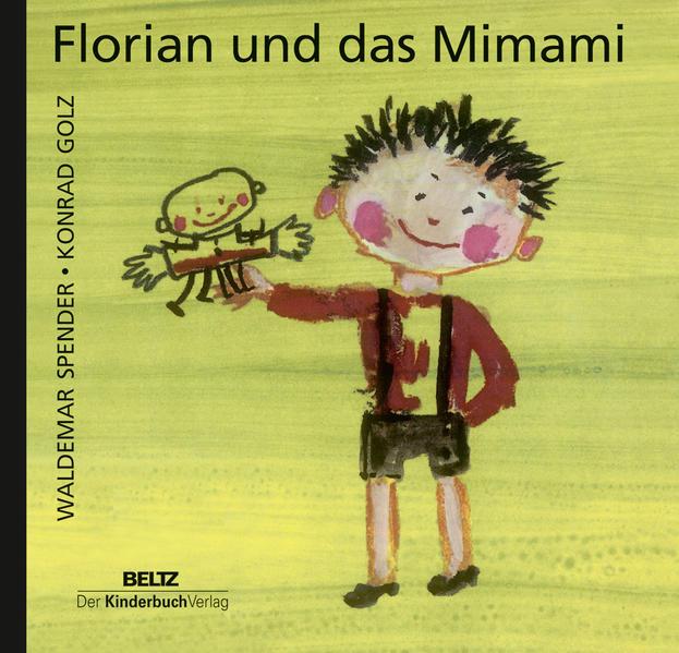 Florian und das Mimami - Coverbild