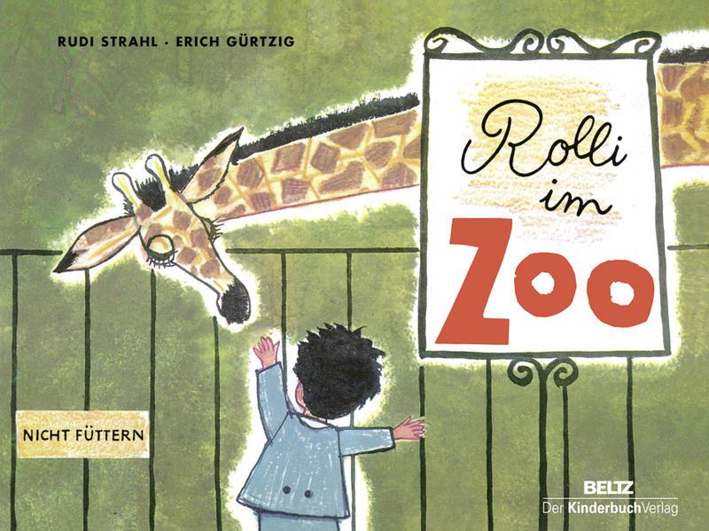 Rolli im Zoo - Coverbild