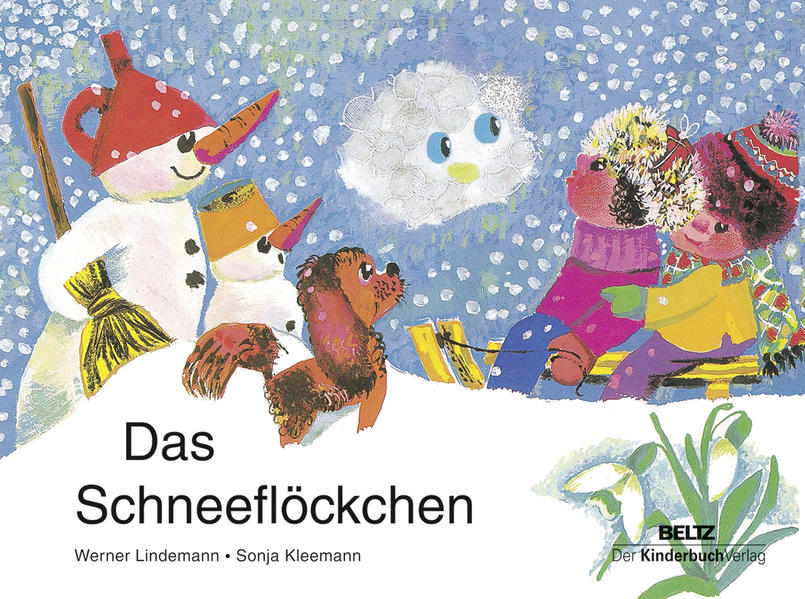 Das Schneeflöckchen - Coverbild