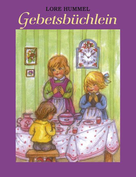 Gebetsbüchlein - Coverbild