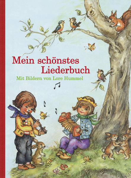 Mein schönstes Liederbuch - Coverbild