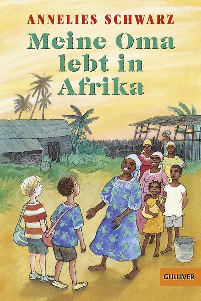 Meine Oma lebt in Afrika - Coverbild