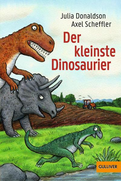 Der kleinste Dinosaurier - Coverbild