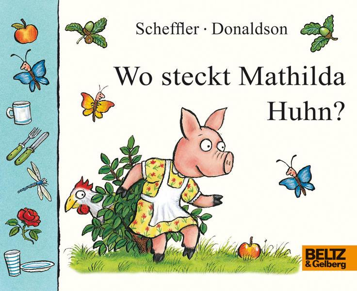 Wo steckt Mathilda Huhn? - Coverbild
