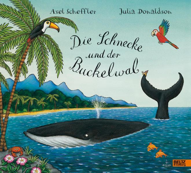 Die Schnecke und der Buckelwal - Coverbild