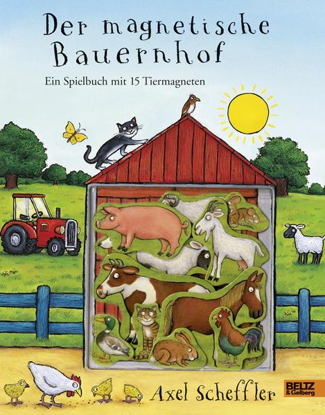 Der magnetische Bauernhof - Coverbild
