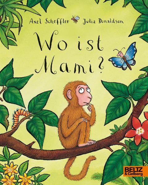 Wo ist Mami? - Coverbild