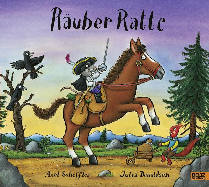 Räuber Ratte - Coverbild
