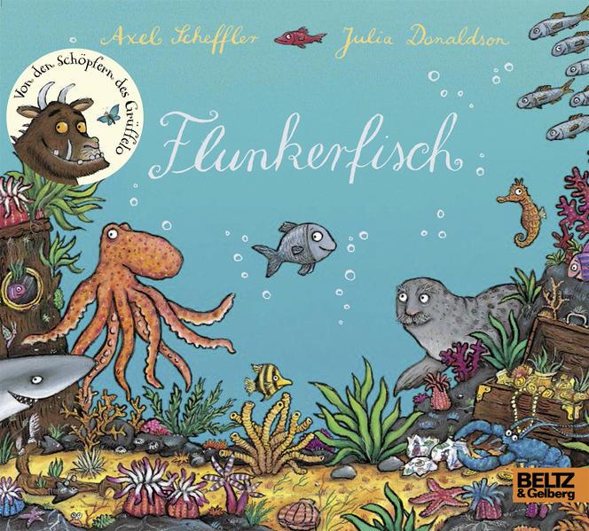 Flunkerfisch - Coverbild