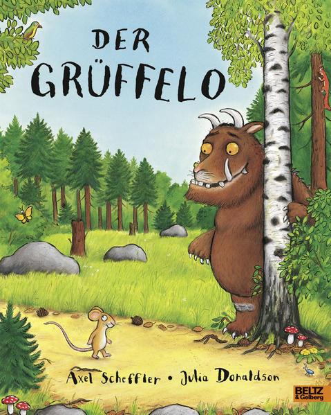Der Grüffelo - Coverbild