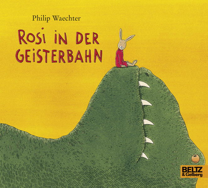 Rosi in der Geisterbahn - Coverbild