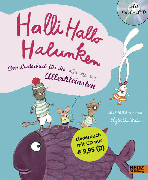 Halli Hallo Halunken - Coverbild