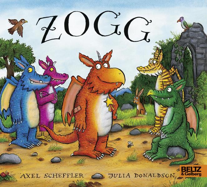 Zogg - Coverbild
