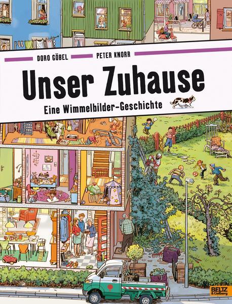 Unser Zuhause - Coverbild
