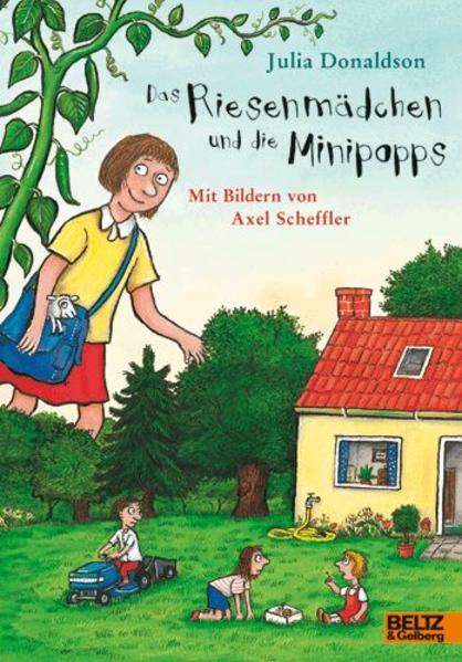 Das Riesenmädchen und die Minipopps - Coverbild