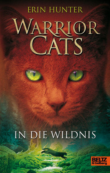 Warrior Cats. In die Wildnis - Coverbild