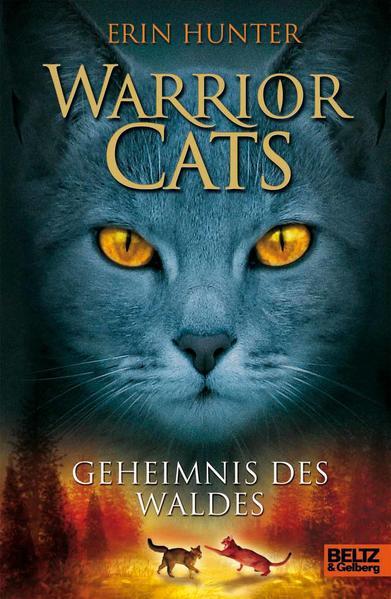 Warrior Cats. Geheimnis des Waldes - Coverbild