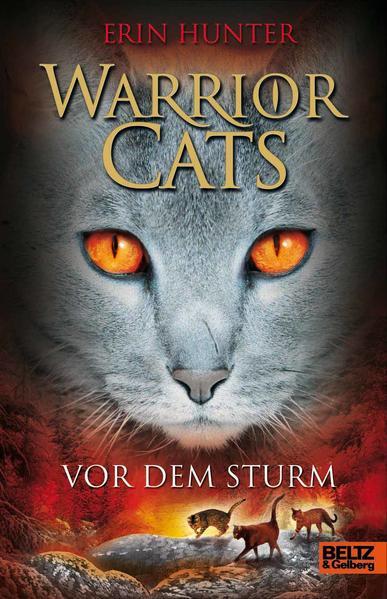 Warrior Cats. Vor dem Sturm - Coverbild