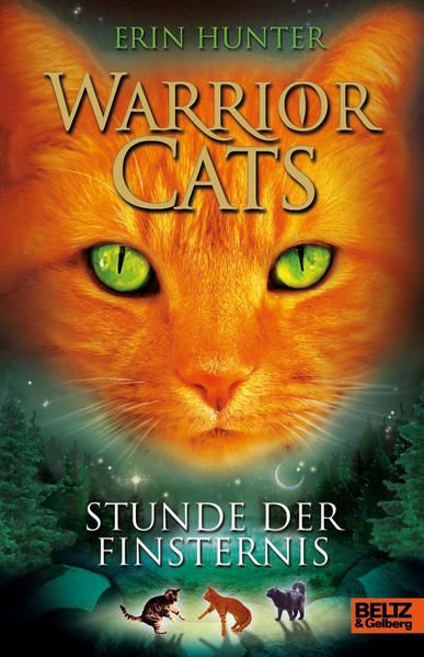 Warrior Cats. Stunde der Finsternis - Coverbild