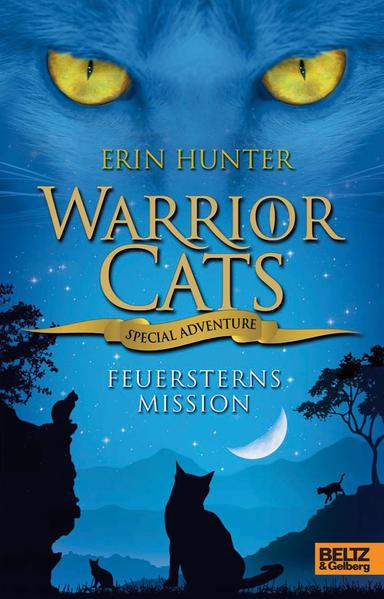Warrior Cats - Special Adventure. Feuersterns Mission - Coverbild