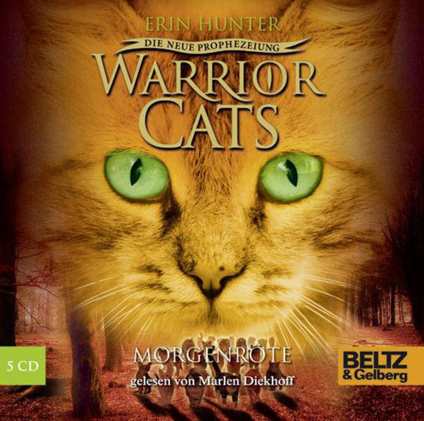 Warrior Cats - Die neue Prophezeiung. Morgenröte - Coverbild
