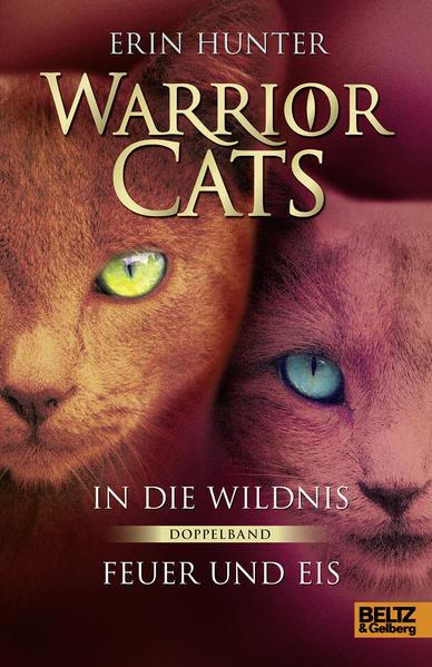 Warrior Cats - In die Wildnis - Feuer und Eis - Coverbild