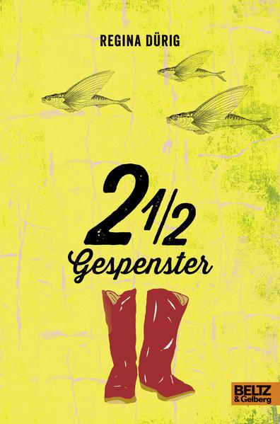 2 ½ Gespenster - Coverbild