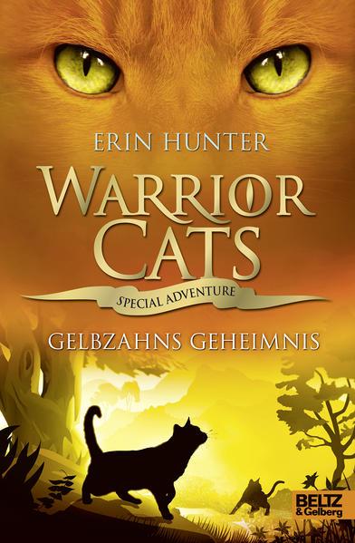 Warrior Cats - Special Adventure. Gelbzahns Geheimnis - Coverbild