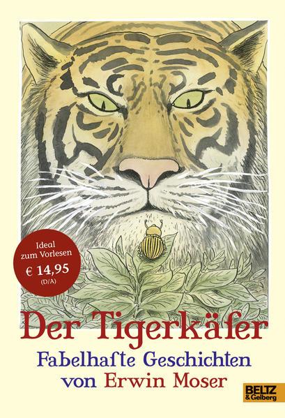 Der Tigerkäfer - Coverbild