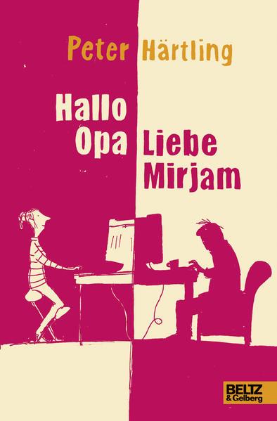Hallo Opa - Liebe Mirjam - Coverbild