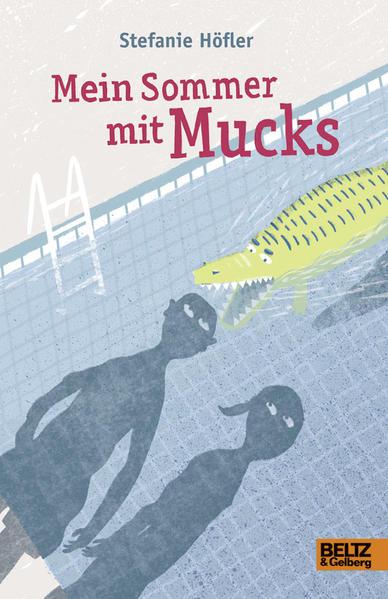 Mein Sommer mit Mucks - Coverbild
