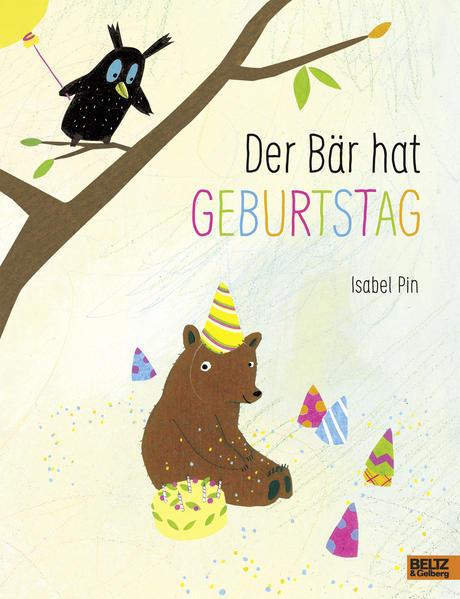 Der Bär hat Geburtstag - Coverbild