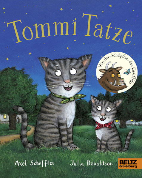 Tommi Tatze - Coverbild