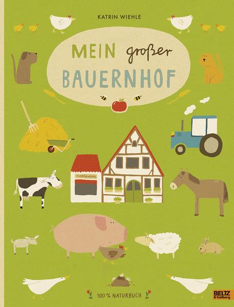 Mein großer Bauernhof - Coverbild