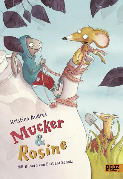 Mucker & Rosine - Coverbild