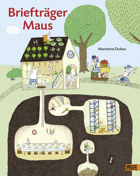 Briefträger Maus - Coverbild