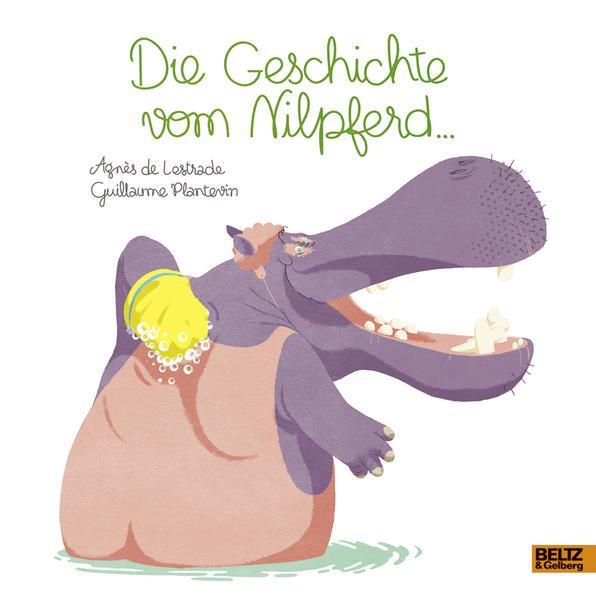 Die Geschichte vom Nilpferd ... - Coverbild