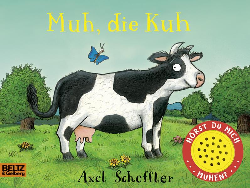 Muh, die Kuh - Coverbild