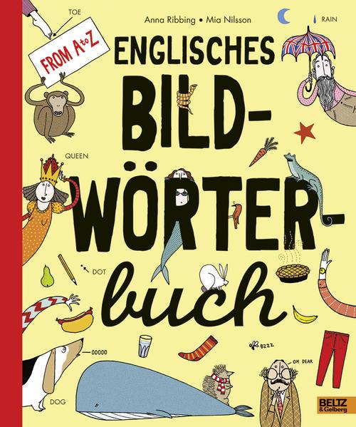Englisches Bildwörterbuch - Coverbild