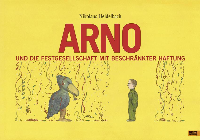 Arno und die Festgesellschaft mit beschränkter Haftung - Coverbild