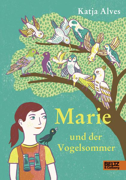 Marie und der Vogelsommer - Coverbild