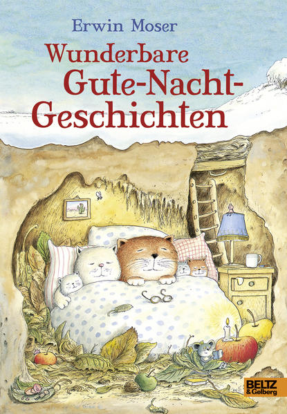Erwin Moser. Wunderbare Gute-Nacht-Geschichten - Coverbild
