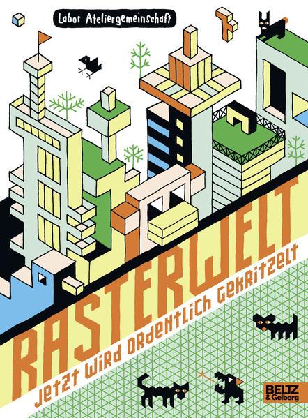 Rasterwelt - Coverbild