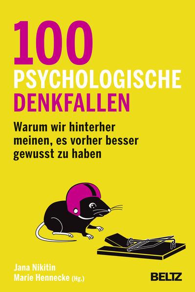 100 psychologische Denkfallen - Coverbild