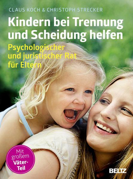 Kindern bei Trennung und Scheidung helfen - Coverbild