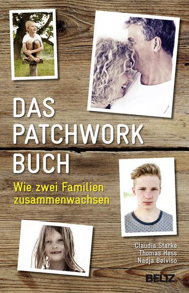 Das PatchworkBuch - Coverbild