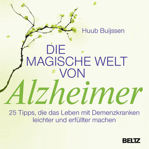 Die magische Welt von Alzheimer - Coverbild
