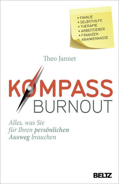 Kompass Burnout - Coverbild